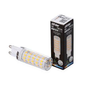 LED21 LED žárovka 8W 64xSMD2835 G9 750lm NEUTRÁLNÍ BÍLÁ